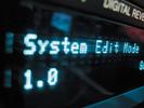 Root-Server - System Edit Mode